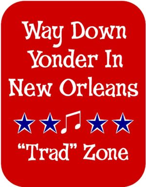 Way Down Yonder In New Orleans ♫ arranged by Rich Willey